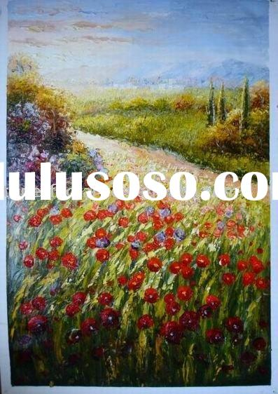 landscape oil paintings on canvas,canvas landscape oil painting,landscape art painting