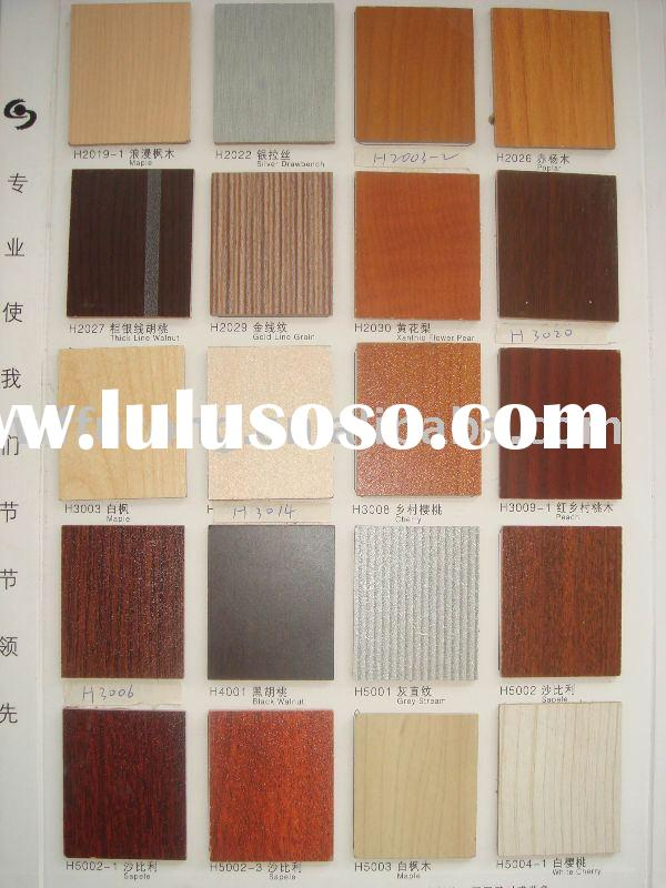 lower prices high quality melamine mdf for furniture decoration