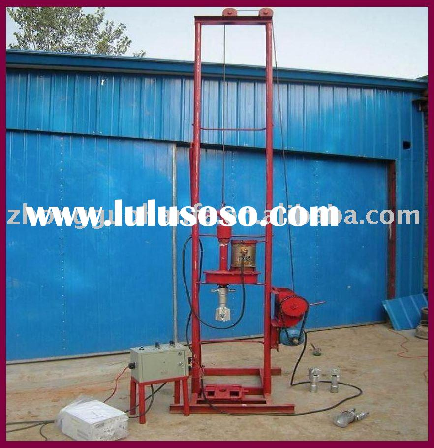 most economic HF150E portable water well drilling machine