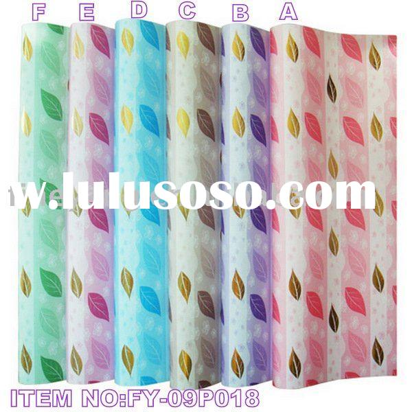 organza flower wrapping,flower wrapping,flower wrapping sheet-2009new style