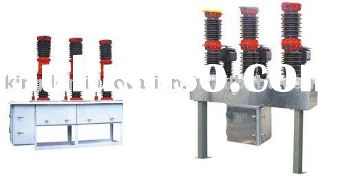 outdoor high voltage vacuum breaker, recloser, sectionalizer, circuit breaker, high voltage series
