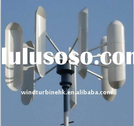 qingdao vertical axis wind turbine 10kw with Permanent Magnet Generator