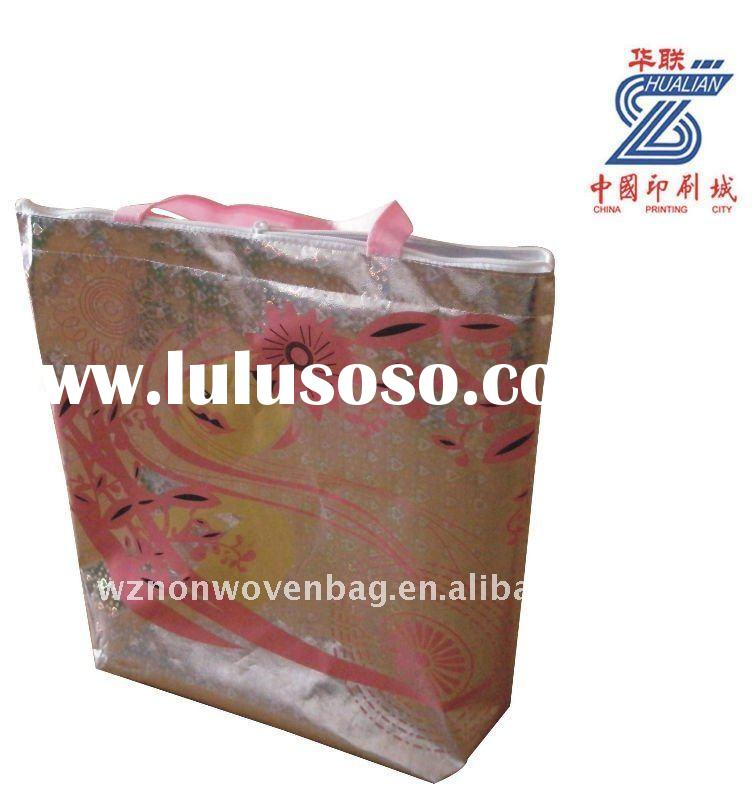 recycled pp non woven bag for shopping