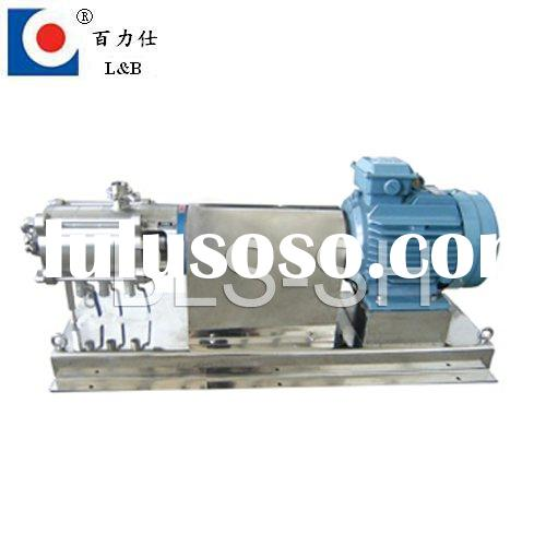 sanitary stainless steel In-line high shear mixer (BLS)