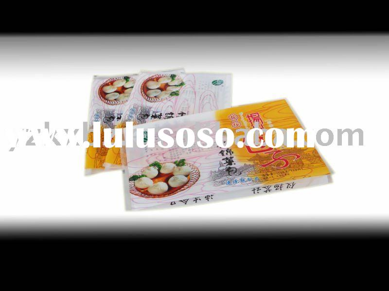 side gusset excellent printing frozen packaging for food