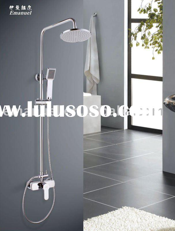 single-handle luxury shower faucet