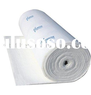 sticky filter, Air filter material, paint spray booth filter