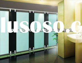 toilet cubicle partition board