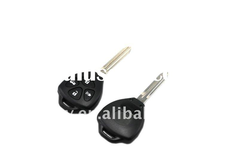 toyota car door remote control key YETYS09