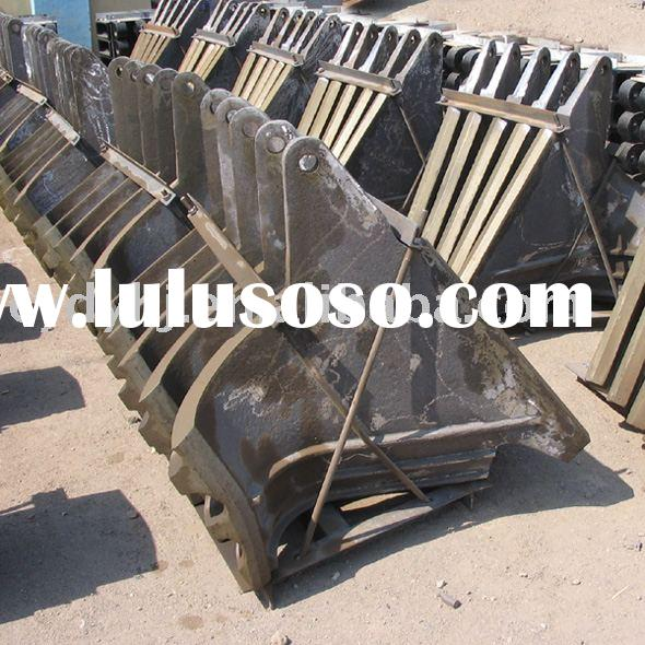 wear casting high manganese casting alloy parts