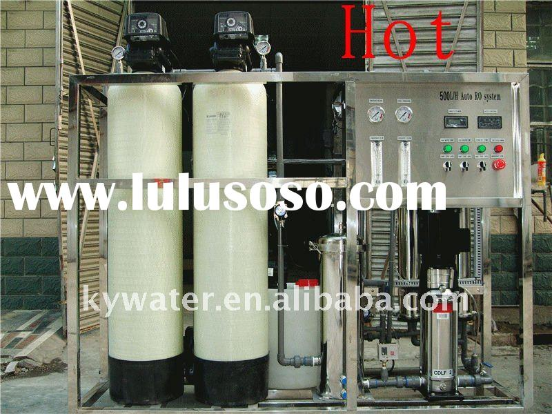 0.5T/H drinking water treatment plant