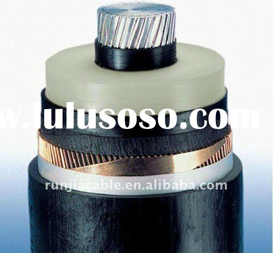 0.6/1 KV-26/35KV Aluminum conductor XLPE insulated PVC sheathed electric cable suppliers/YJLV cable
