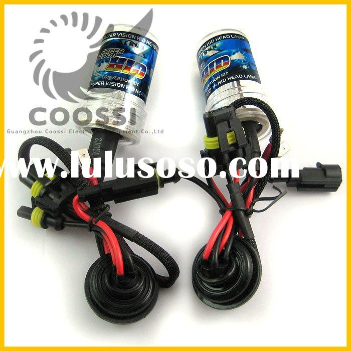 12V 55W HID Xenon Conversion Car Auto Replacement Head Light Bulbs Kit H7 6000K hid xenon lamps [CP2