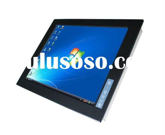 19 inch industrial LCD touch screen monitor