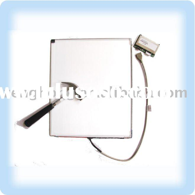19 inch wide surface acoustic wave touch screen