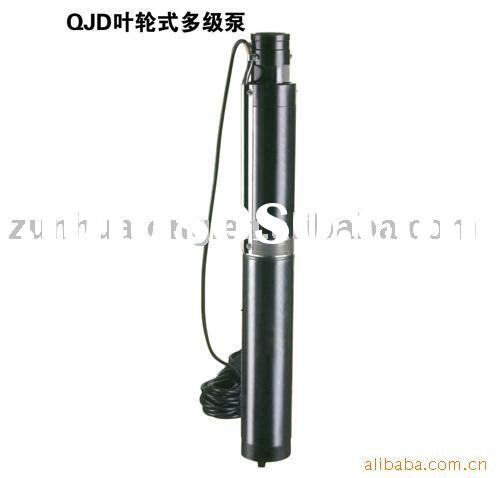 1HP Submersible Water Pump, Deep Bore Well, 250ft Head