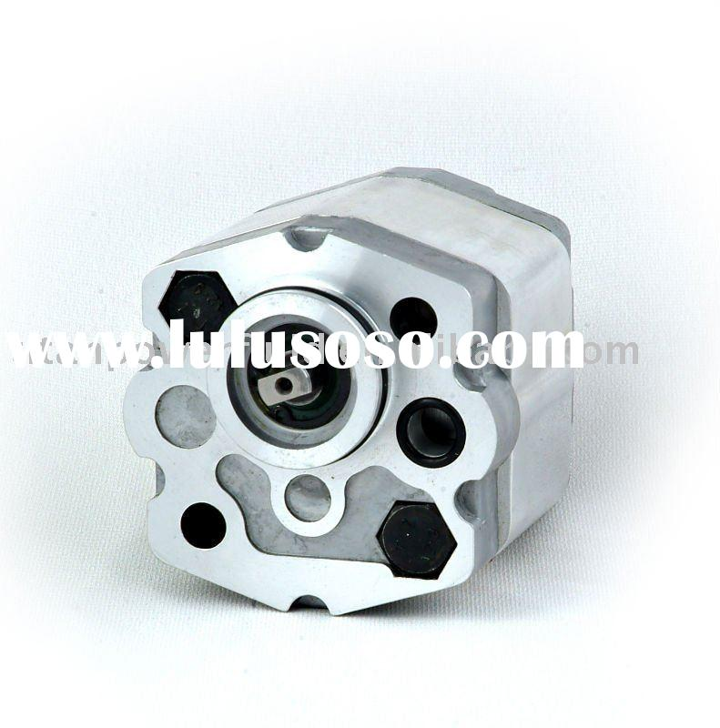 1PF series parker hydraulic gear pump