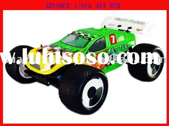 1/8th Sacle Brushless EP Off-Road Truggy rc car rechargeable battery power