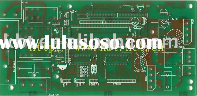 1 layer PCB, single side PCB, electronic circuit board