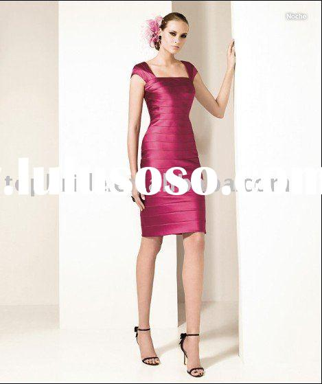 2011 best selling bridesmaid dresses PVE037