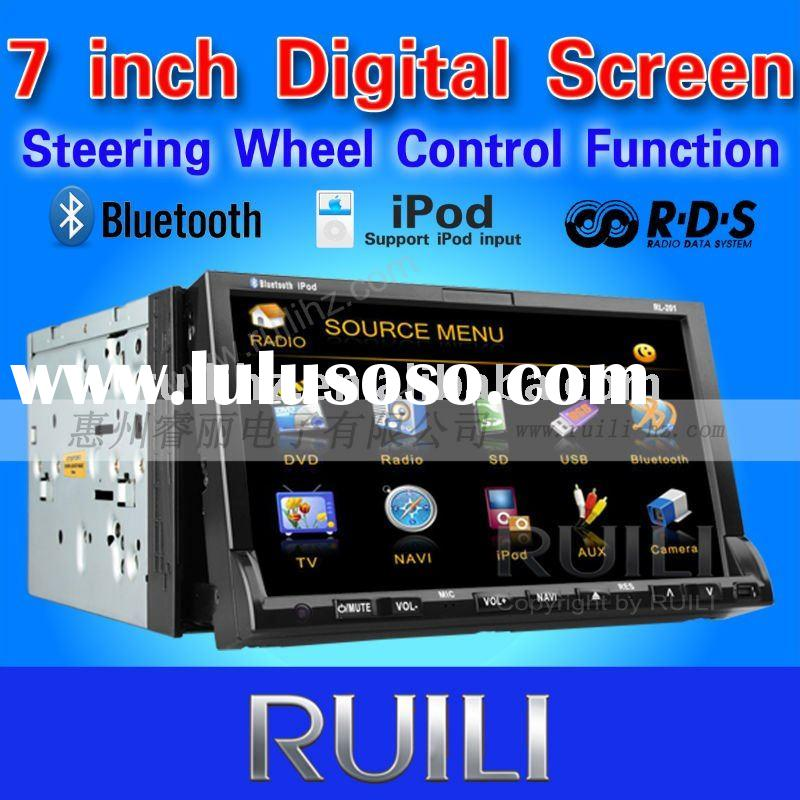 2011 hot sell universal car dvd player with GPS
