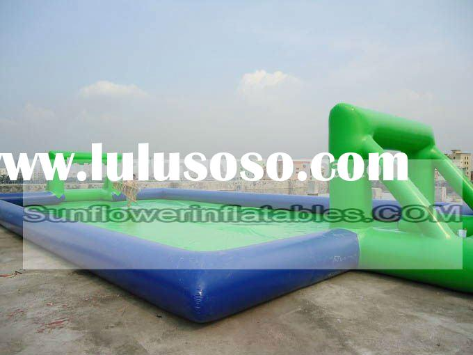 2011 hot-selling inflatable stadium/ inflatable football field/inflatable soccer court/football pitc