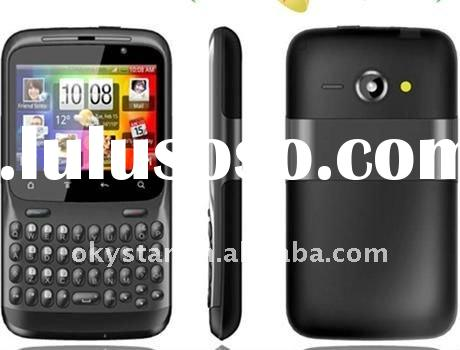 2011 new dual sim qwerty keyboard cheap android phones JC G77