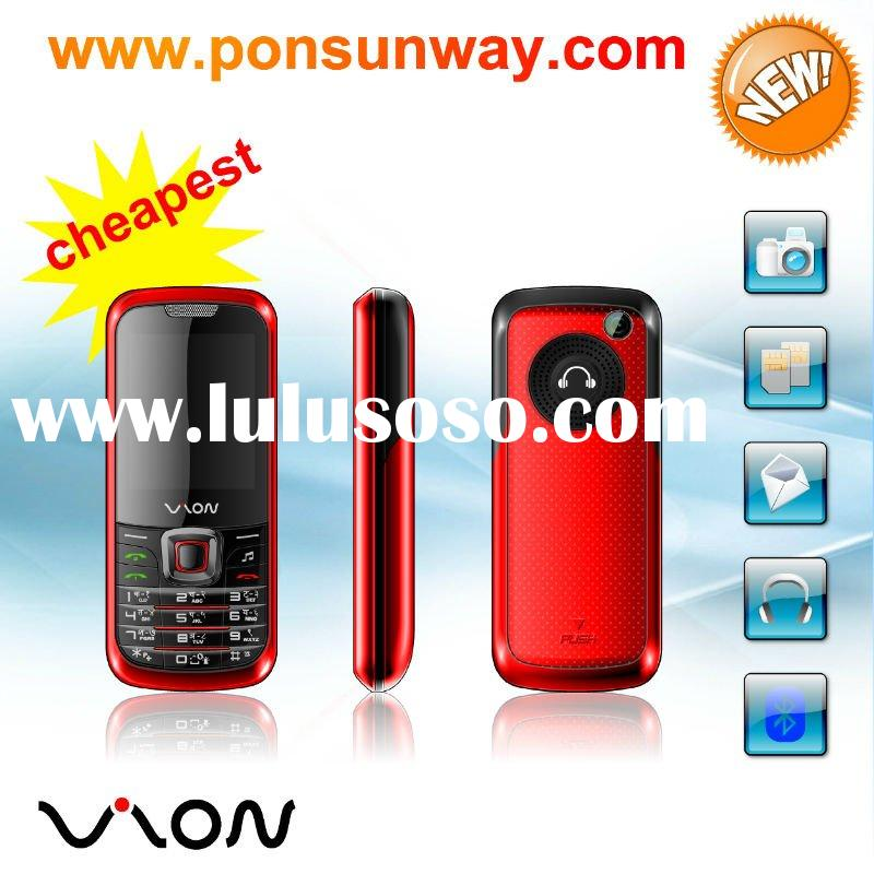 2011hot sell and newest low cost mobile phone
