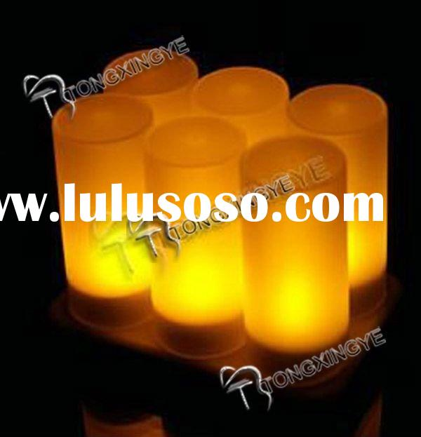 2012, Remote Control LED Candle,led candle light, led candle