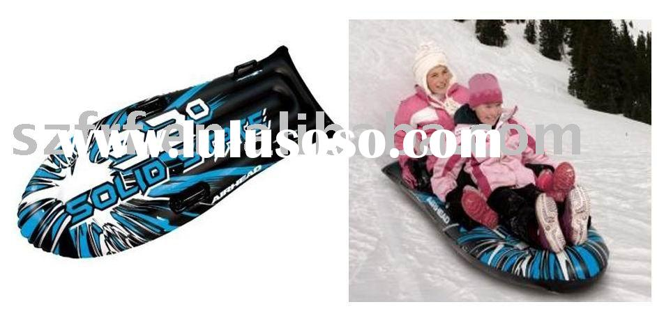 2012 hot seller Double Inflatable Snow Toboggan