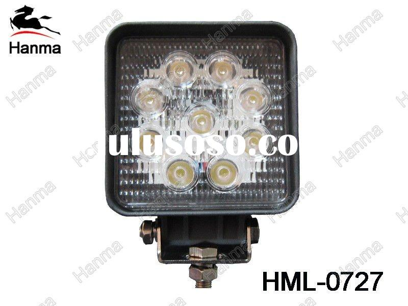 27w Industrial and Agricultural led work lamp