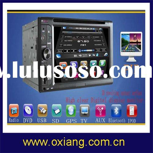 2 Din 6,2'' CAR DVD Players