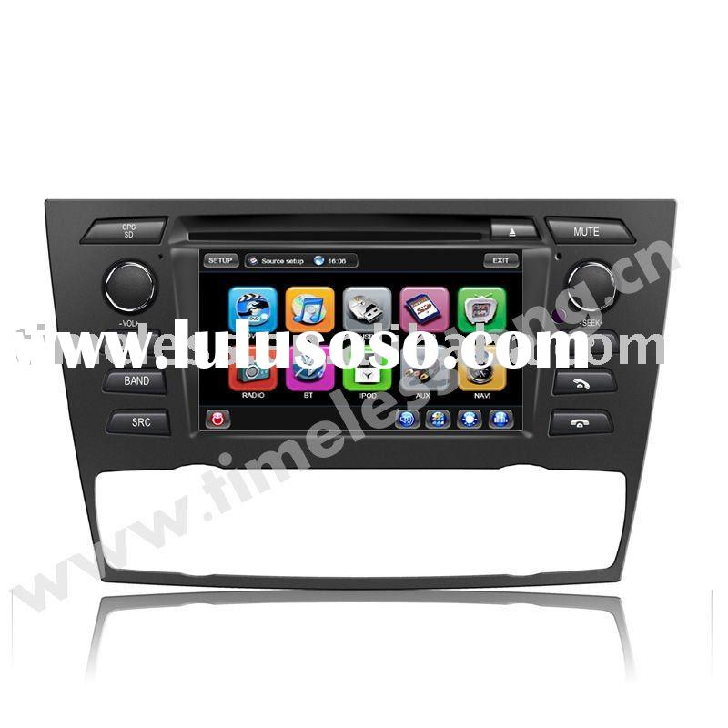 2 Din Car DVD Player for BMW E90 with built-in GPS, Dual Zone,Digital Panel, RDS,Steering Wheel(TID-