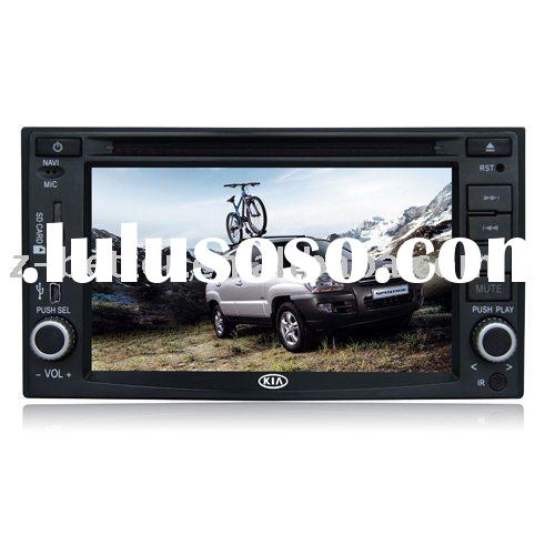 2 din 7 inch car DVD player (GPS,Bluetooth,TV)