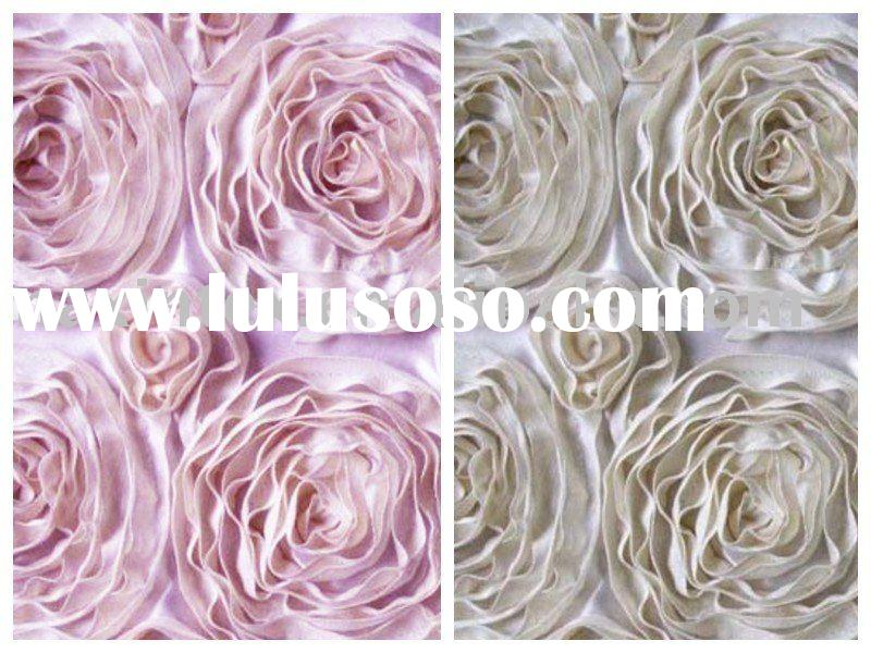 2cm poly satin tape embroidery fabric