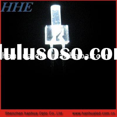 2mm round super bright led diode 2.0*8.1