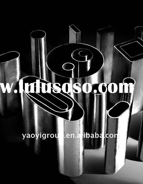 316l stainless steel oval tube