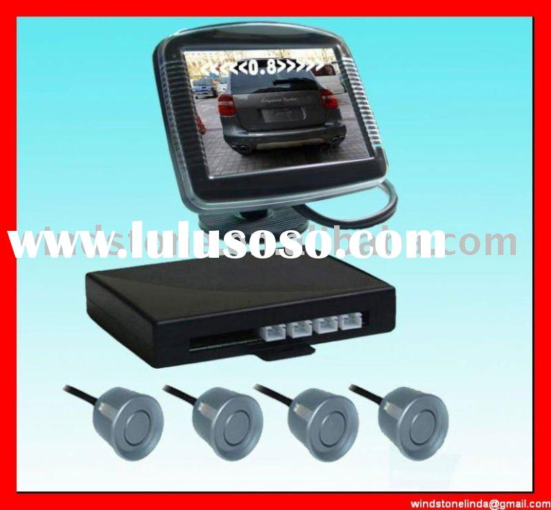 3.5 inch TFT Monitor car parking sensor/Car Rearview parking sensor with Camera /Video Car Parking S