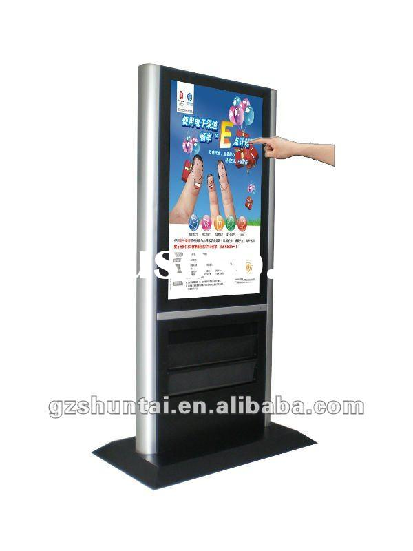 """47"""" floor stand Touch Screen (LCD advertsing display)"""