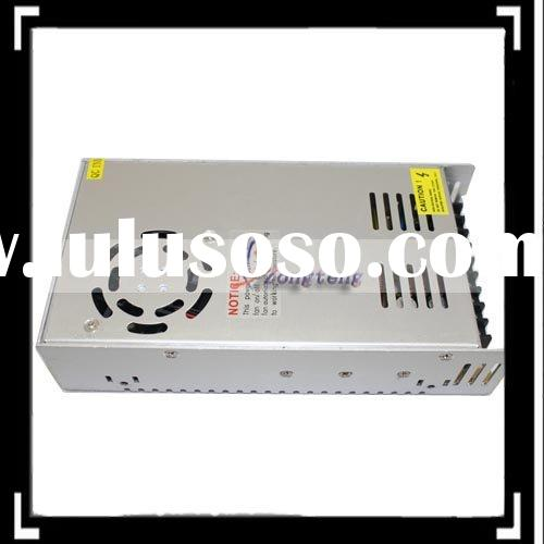 48V DC 7.3A 350.4W Regulated Switching Power Supply