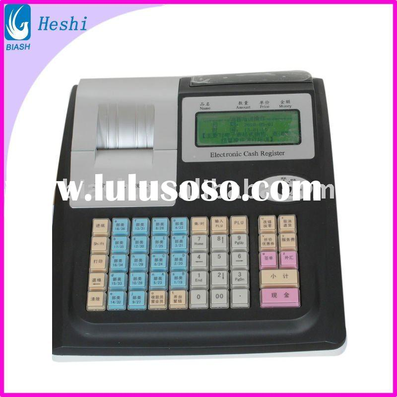 48 keys POS Cash register machine