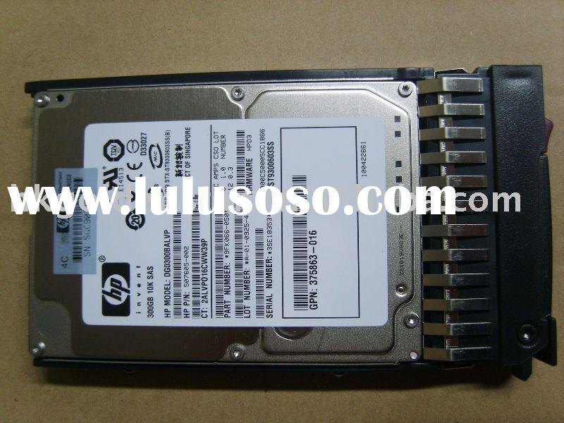 "492620-B21 300GB 2.5"" 10K rpm SAS server internal hard drive for HP"
