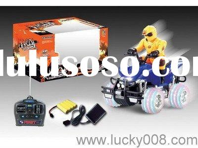 4CH Radio Control Cross-country Motorcycle, Rc Car Toy