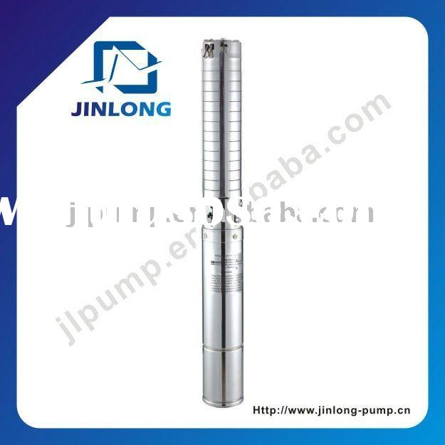 """4SP14 series submersible pumps(for 4""""deep wells)"""