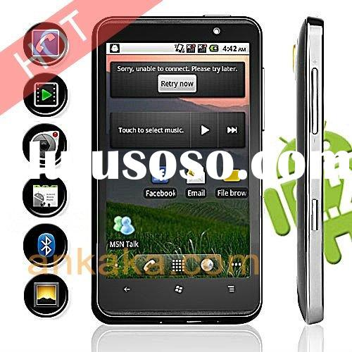 "4.3"" Android Smartphone, Capacitive Multi-touch Screen, Dual SIM, Quad Band, Wifi, GPS"