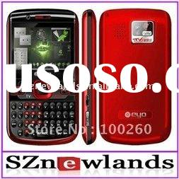 4 SIM TV Mobile Phone F52 Quadband Unlocked Qwerty Keyboard 4 Chips Tv Celular F52