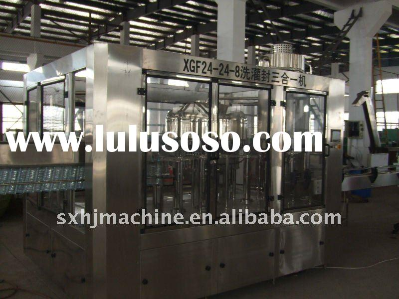 5000-6000BPH pure water production machine in china