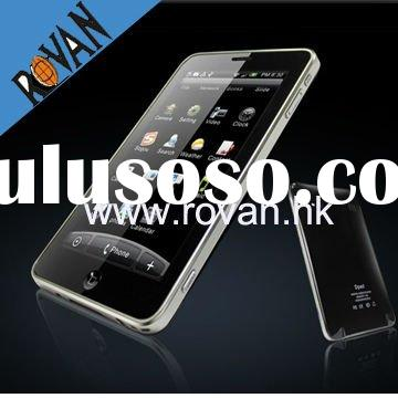 """5.0"""" Touch screen GPS Navigation cell phones dual sim quad band wifi skype"""