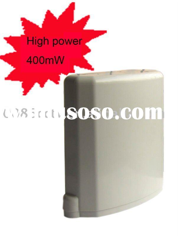 5.8 GHz digital wireless bridge transmission