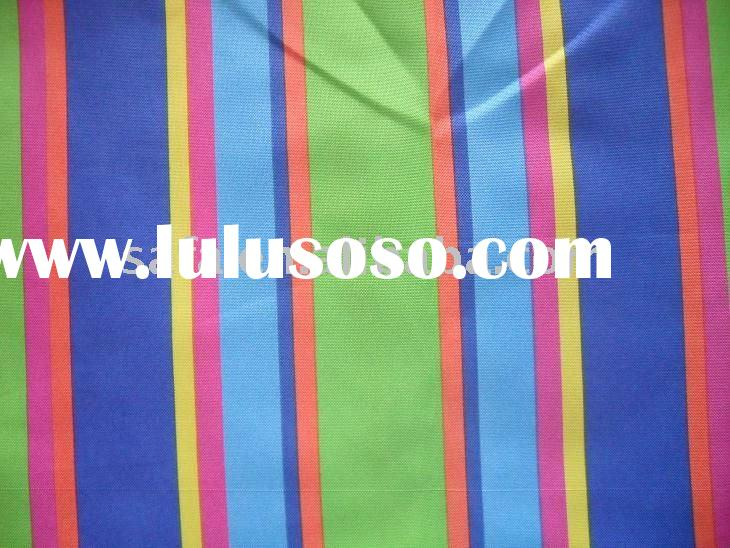 600 x 600D polyester oxford fabric with different coated for school bag